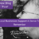 Local Business Support A Dance To Remember